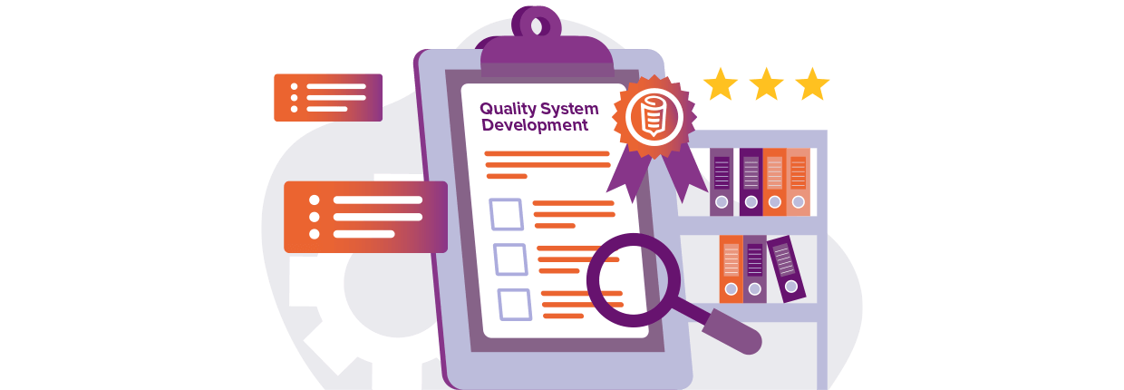 A disorganised management system is organised by Qualidoc