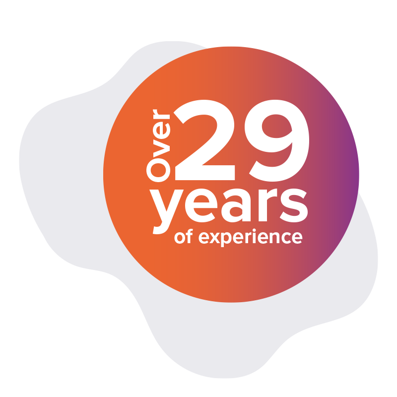 29 year of experience
